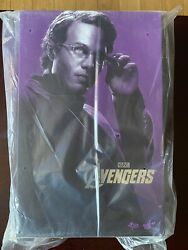 Hot Toys MMS229 Bruce Banner Marvel The Avengers 1 6 Figure 12quot; sideshow