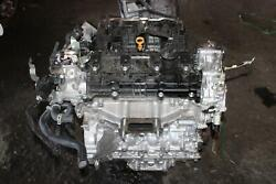 Engine Assembly Nissan Rogue Except Sport 21
