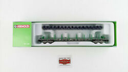 Arnold N Hn6407 - Renfe Platform Wagon With Wire Reels - New