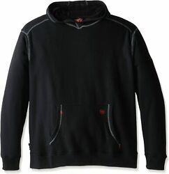 Ariat Menand039s Big And Tall Flame Resistant Polartec Hoodieshirt