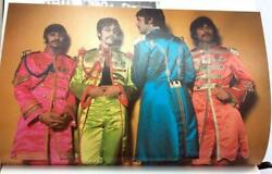 Rock Roll Ltd Ed Blinds And Shutters Signed X10 Rolling Stones Beatles Huge Gift