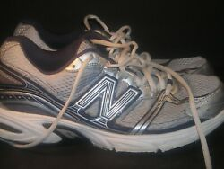 New Balance Mens 470 V2 Running Shoes Gray M470wn2 Lace Up Sneakers 11.5 D