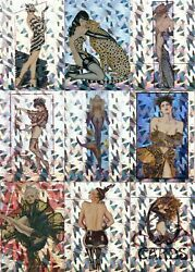 Olivia Ii 1993, Comic Images All Prism Adult Trading Cards Finish Your Set
