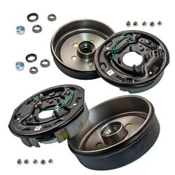 Trailer 5 On 4.5 Hub Drum 10x2-1/4 Electric Brakes Kits For 3500 Lbs Sale