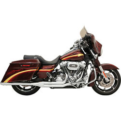 Bassani Road Rage 2-into-1 Sys. For 10-16 H-d Street Glide Efi-flhx