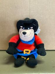 Disney Mickey Mouse Clubhouse Pete - Frontierland Pete Outlaw Bean Bag Plush Nwt