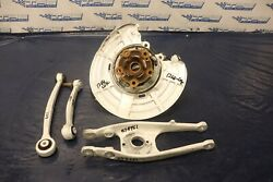 2018 18 Bmw M4 Coupe 3.0l F82 Oem Lh Driver Rear Spindle And Arms Stuck Arm 1268