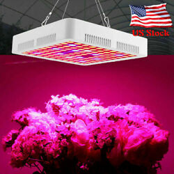 300w Led Grow Light Full Spectrum Hydroponic Indoor Plant Flower Growing Bloom