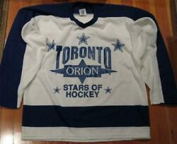 3 Vintage Andy Bathgate Ny Rangers Maple Leafs Game Worn Old Timers Jerseys Coa
