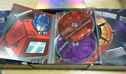 The Transformers More Than Meets The Eye Complete Series