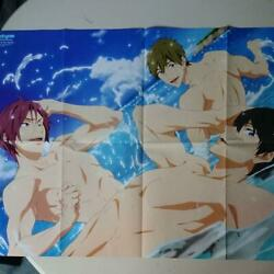 Code Geass Free Poster Lelouch Lamperouge Rare Japan Anime Goods M184