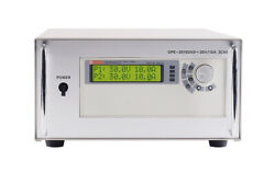 Oda Ope-2001di Dual Channel Linear Programmable Dc Power Supply 400w 200v 1a