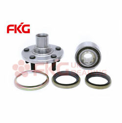 Front Wheel Hub And Bearing Kit Set For 1983-91 Toyota Camry 1986-89 Toyota Celica
