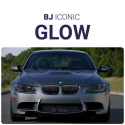 Bj Iconic Glow - Bmw 3 E92/93/m3 Glowing Kidneys 2004-2009 Before Facelift