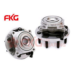 2x Front Wheel Hub Bearing Assembly For 2009 2010 2011 Dodge Ram 2500 3500 4wd