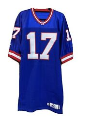 Vintage 1995 Dave Brown New York Giants Apex Issued Jersey Size 46