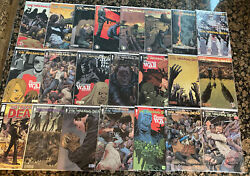 Lot Of 22 Walking Dead Image Comics - Includes 1 Reprint And Variants, All Nm/m