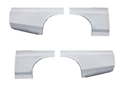 Ford Torino 2 Door Quarter 1/4 Panel Set Left And Right 1972-76 Intand039l Shipping