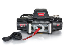 Warn 103254 Vr Evo Series Winch 12,000lb With Steel Cable Jeep 4x4 Off-road