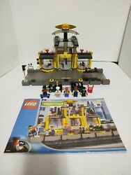 Lego 4513 Train World City Grand Central Station Complete