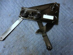 Mercedes 300 Adenauer 186 189 Genuine Left Rear Window Lifter Assembly Nice