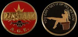 Us Air Force Aircraft Ground Equipment Age Challenge Coin Military Coins New