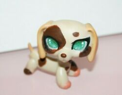 Littlest Pet Shop Dachshund Ooak Custom Lps Dog Hand Painted With Love