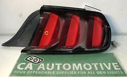 2015 2016 2017 2018 Dodge Mustang Tail Lamp Right Rh Led Oem Cd60