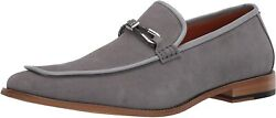 Stacy Adams Menand039s Colbin Suede Slip-on Loafer