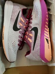 Nike Air Zoom Structure 20 Anthracite Running Women's Size 6.5 849577-100