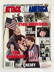 The Families - The Enemy The Heroes The Victims Attack On America American Flag