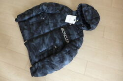 Moncler Rarecamouflage Down Jacket Aitoncamofra Chest Zip Men 3 By Dhl