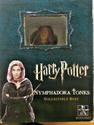 Harry Potter Gentle Giant Collectible Bust Nymphadora Tonks New Rare