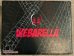 Monster High Collection_wydowna Spider As Webarella_comic Con 2013 Exclusive_mib