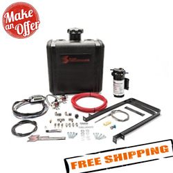 Snow Performance Sno-520 Diesel Stg 3 Boost Cooler Water-methanol Injection Kit