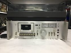 Batch Plate Fisher Cassette Deck Mcs Power Supply American Not Working