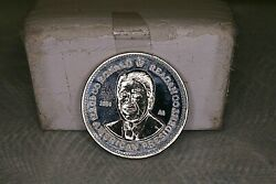 1984 Ronald Reagan 24k Gold Plated Double Eagle Presidential Coin