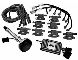 Msd 601533 Dis Kit Small Block Ford 5.8 351w Black Make Us An Offer