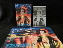 Midnight Blue By Nancy A. Collins Signed And Excerpt Paint It Black Signed