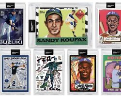 Topps Project 2020 Complete Set 400 Cards With Original Boxes. Beauty 2020 Set.
