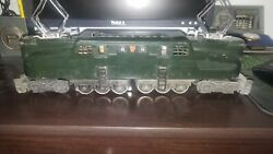 Lionel Engine 2332 1947 Gg1 Green Stripe Made In Usa All Steel Mold