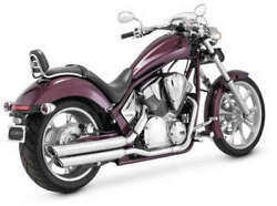 Vance And Hines - 18421 - Twin Slash Power Chamber Equipped Slip-on
