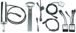 Universal Harley Motorcycle Chrome Push Button Electric Shifter Shift Kit 44420