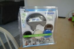Dremel Versa Cleaning Tool- Grout Brush- Bathroom Shower Scrub- Kitchen And Power