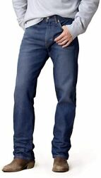 Leviand039s Menand039s Western Fit Cowboy Jeans