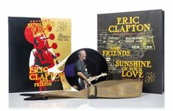 Eric Clapton Genesis Publications Deluxe Edition Sunshine Of Your Love Signed X6