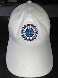 Kith Summer 2020 Hat White Adjustable Brand New With Tags