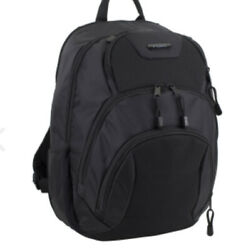Fuel Tech Backpack With Sporty Edge For School College Commute Or Travel