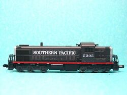 N Scale Atlas Special Limited Edition 4234 Southern Pacific Rsd 4/5 Locomotive