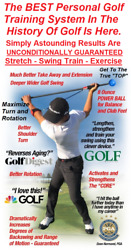Most Important Stretch In Golf Misig Training New Misig